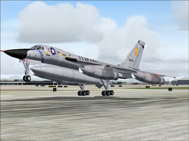 Glowingheat the home of the fast jet for FS9 and FSX